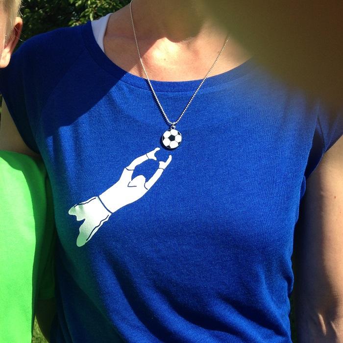 """Fußball-Shirt """"Tooor"""""""